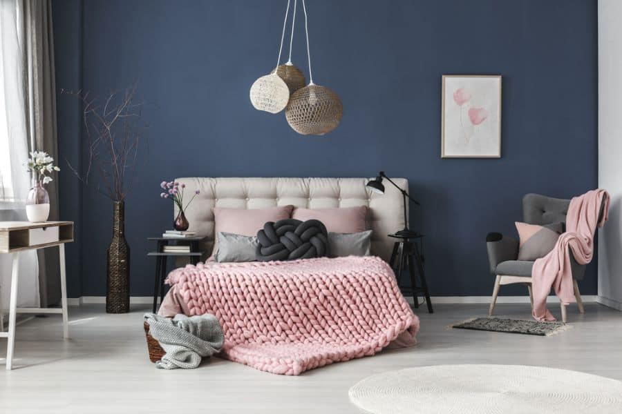 Luxury Dark Color Bedroom Paint Colors 10