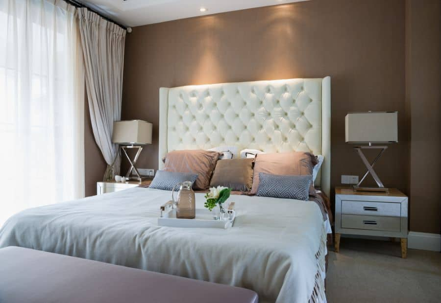 Luxury Dark Color Bedroom Paint Colors 11