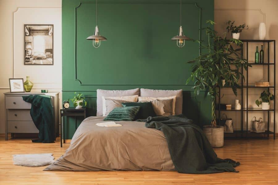 Luxury Dark Color Bedroom Paint Colors 12