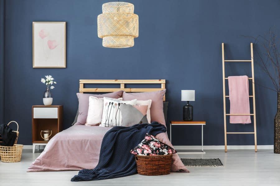Luxury Dark Color Bedroom Paint Colors 14