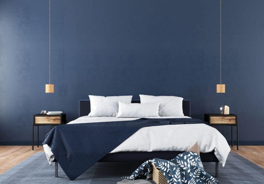 Luxury Dark Color Bedroom Paint Colors 3