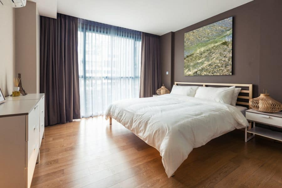 Luxury Dark Color Bedroom Paint Colors 4