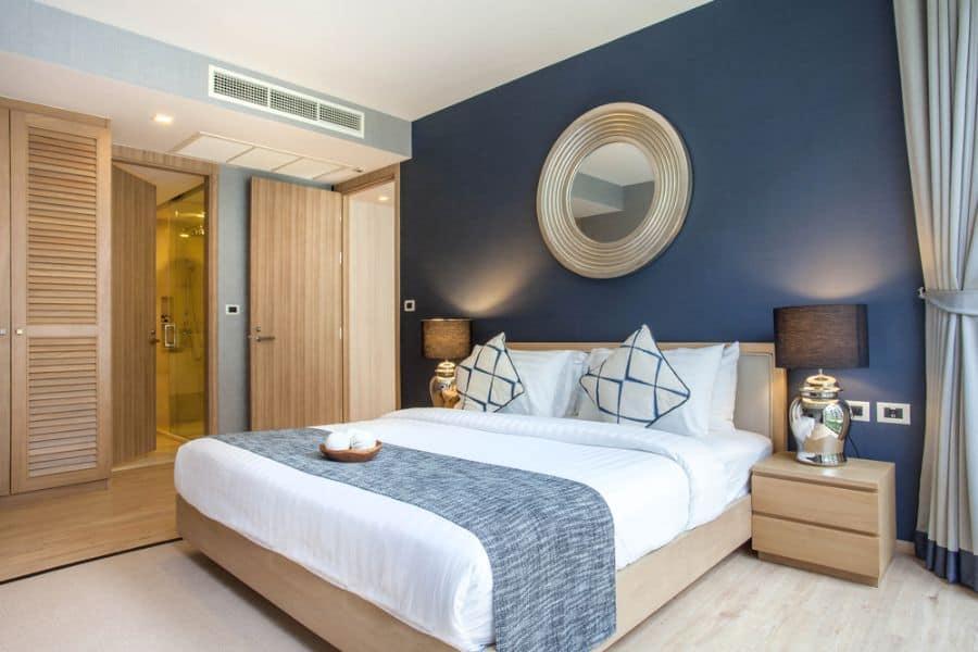 Luxury Dark Color Bedroom Paint Colors 5