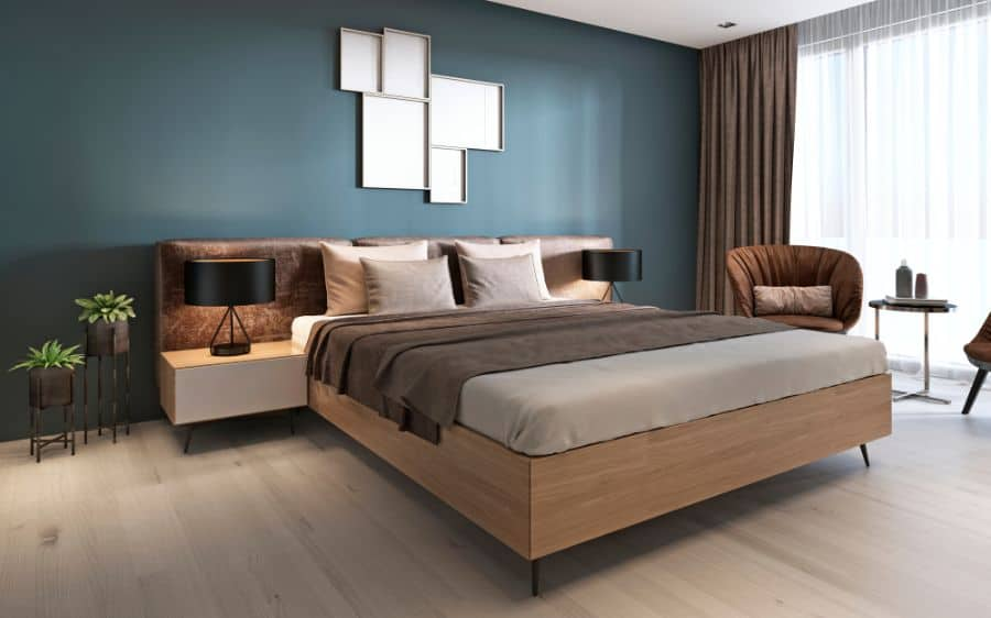 Luxury Dark Color Bedroom Paint Colors 9