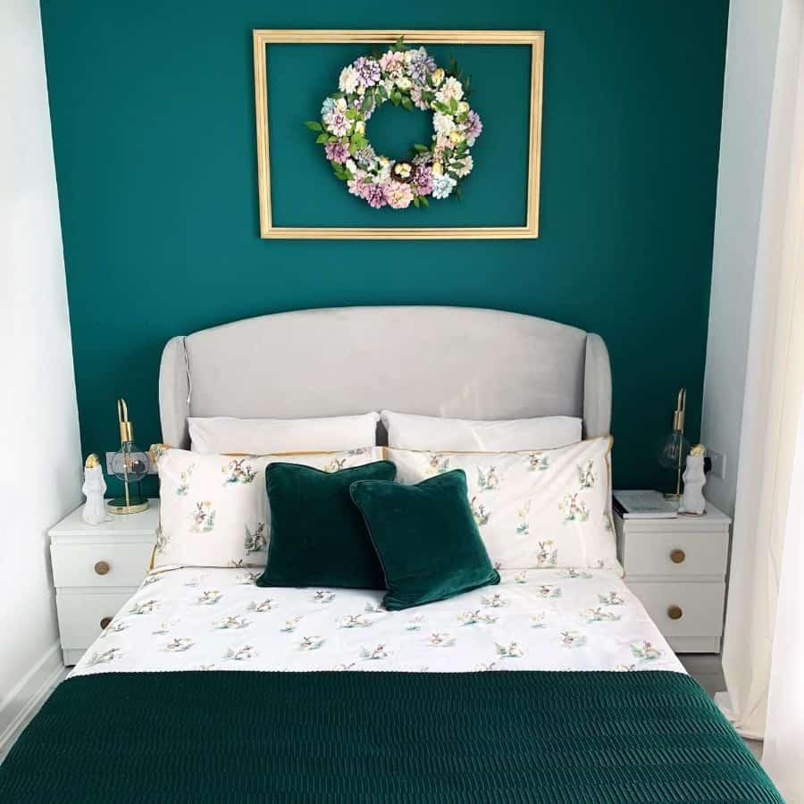 Luxury Dark Color Bedroom Paint Colors Cztery Katy Sylwi