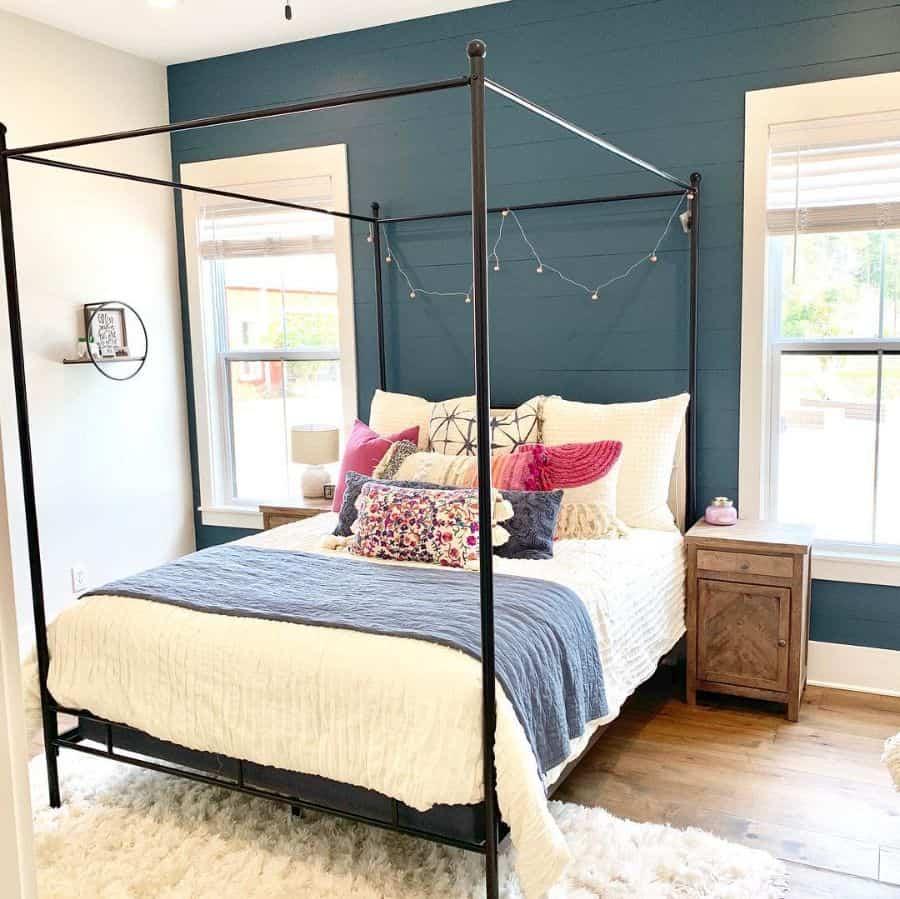 Luxury Dark Color Bedroom Paint Colors Easttexasfarmhouse