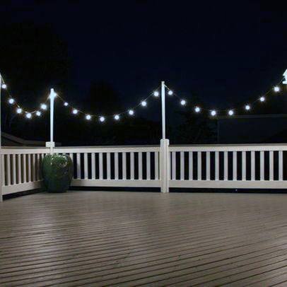 Luxury Deck Lighting Ideas