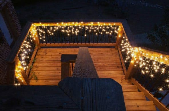 Luxury Deck Lighting
