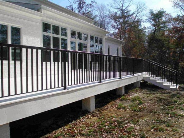Luxury Deck Railing Ideas