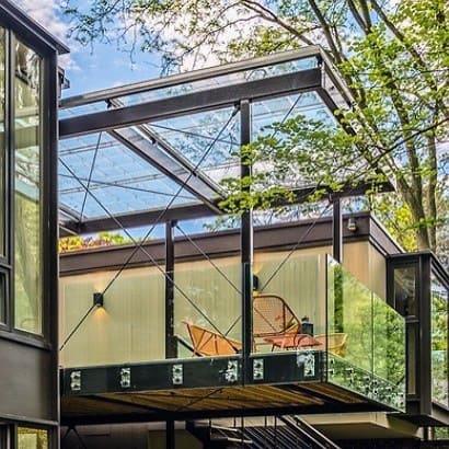 Luxury Deck Roof Ideas