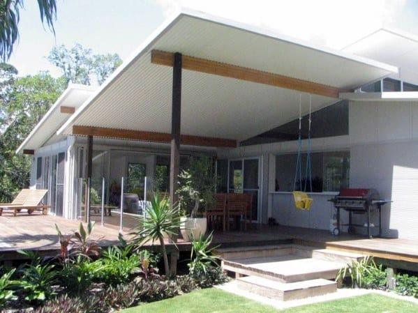 Luxury Deck Roof
