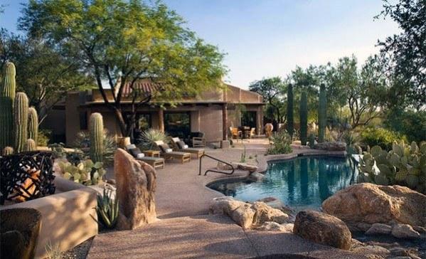 Luxury Desert Landscaping Ideas