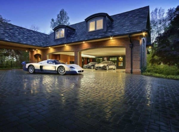 Luxury Detached Garages