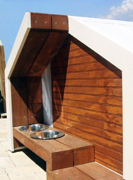 Luxury Dog House Designs