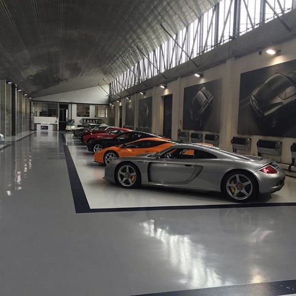Luxury Dream Garage For Males