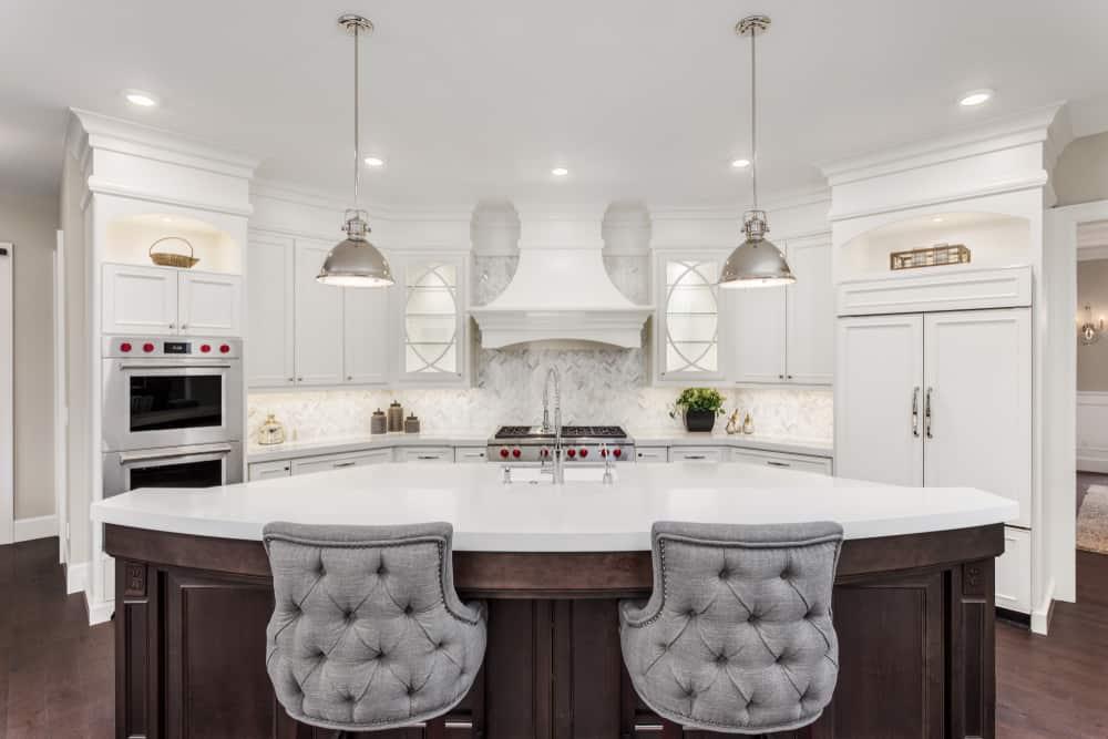 luxury farmhouse kitchen ideas 2