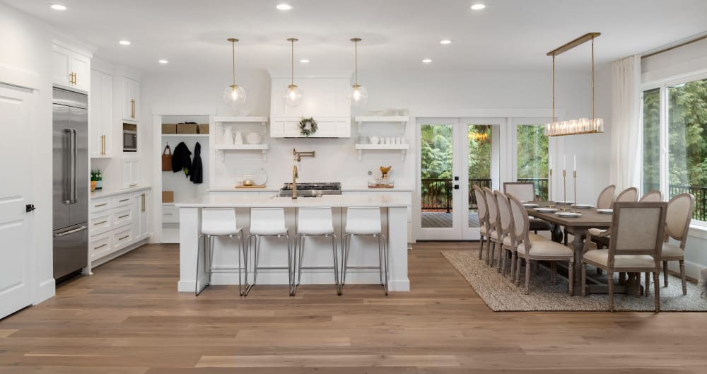 luxury farmhouse kitchen ideas 3
