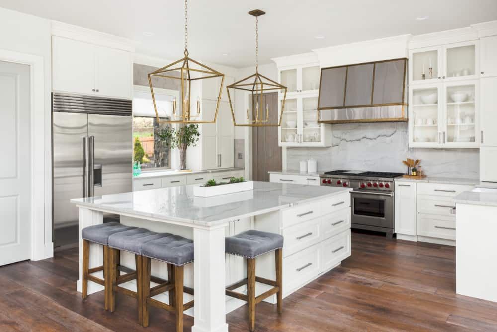 luxury farmhouse kitchen ideas 4