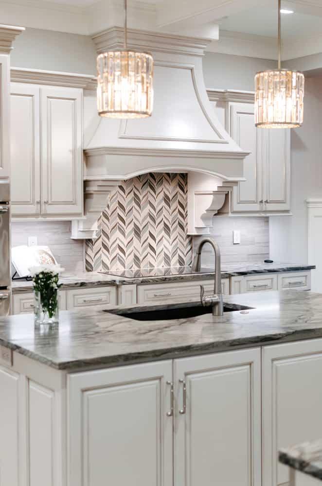 luxury farmhouse kitchen ideas 8