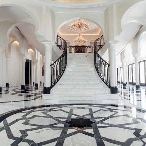 Luxury Foyer Lighting Interior Design