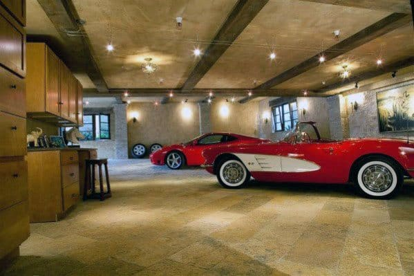 Luxury Garage Ceiling Ideas