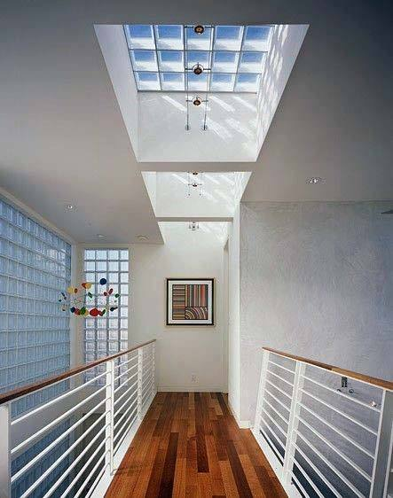 Luxury Glass Block Ideas Skylight Windows