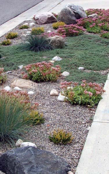 Luxury Gravel Landscaping Ideas
