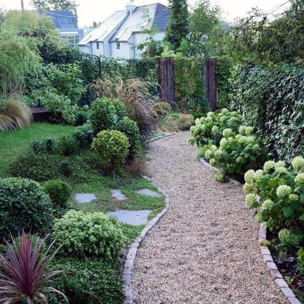 Luxury Gravel Walkway Ideas