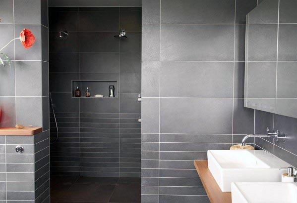 Luxury Grey Bathroom Ideas