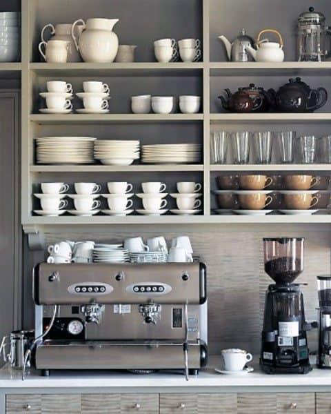 Luxury Home Coffee Bar Ideas