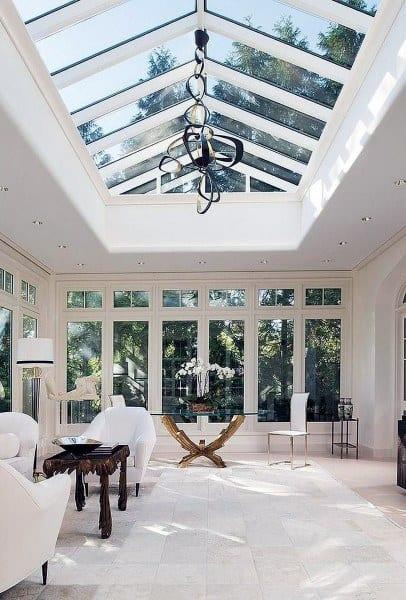 Luxury Home Sunroom Ideas