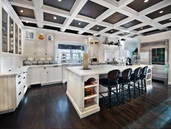Luxury Kitchen Ceiling Ideas