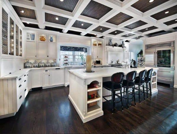 Luxury Kitchen Ceiling Ideas