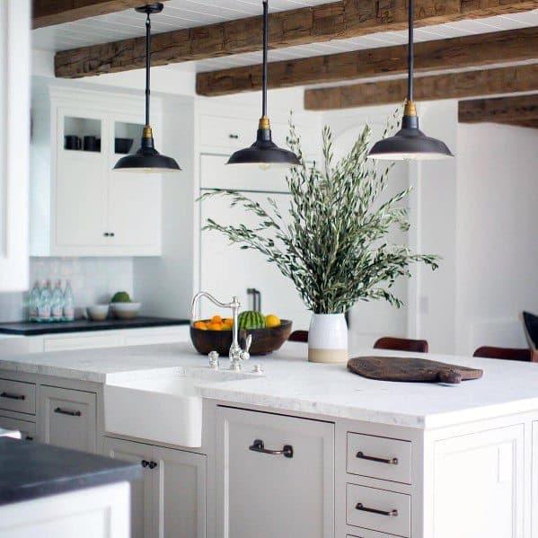 Luxury Kitchen Ceiling