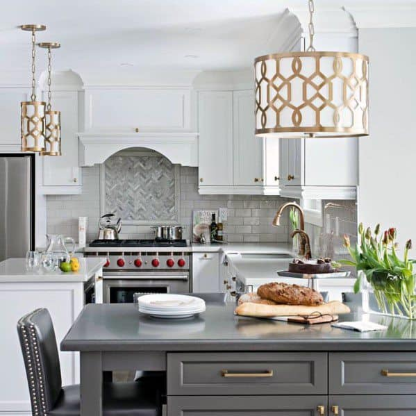 Luxury Kitchen Island Lighting