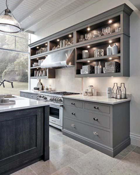 Luxury Kitchen Tile Floor Ideas