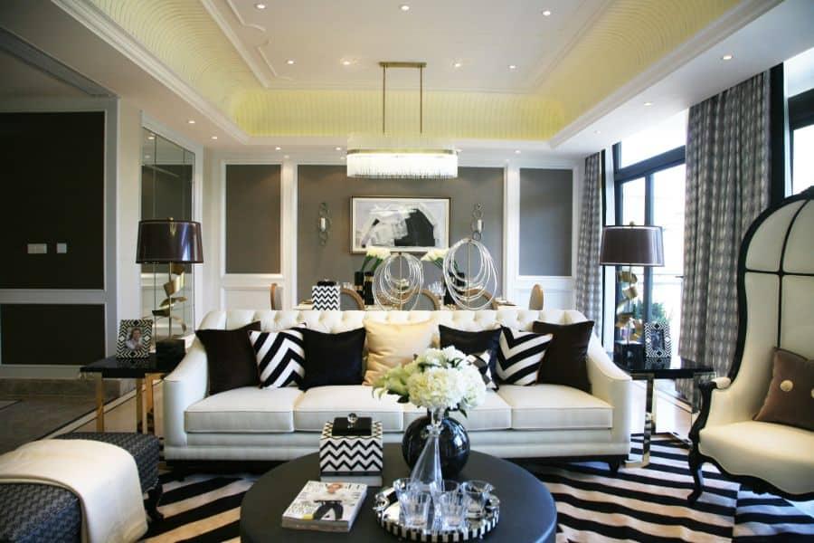 Luxury Living Room Decorating Ideas 10