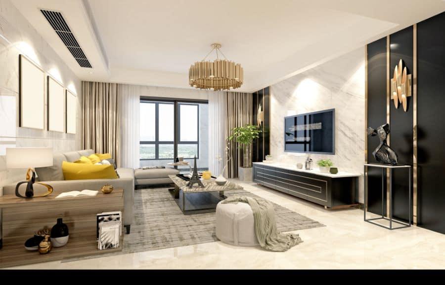 Luxury Living Room Decorating Ideas 16