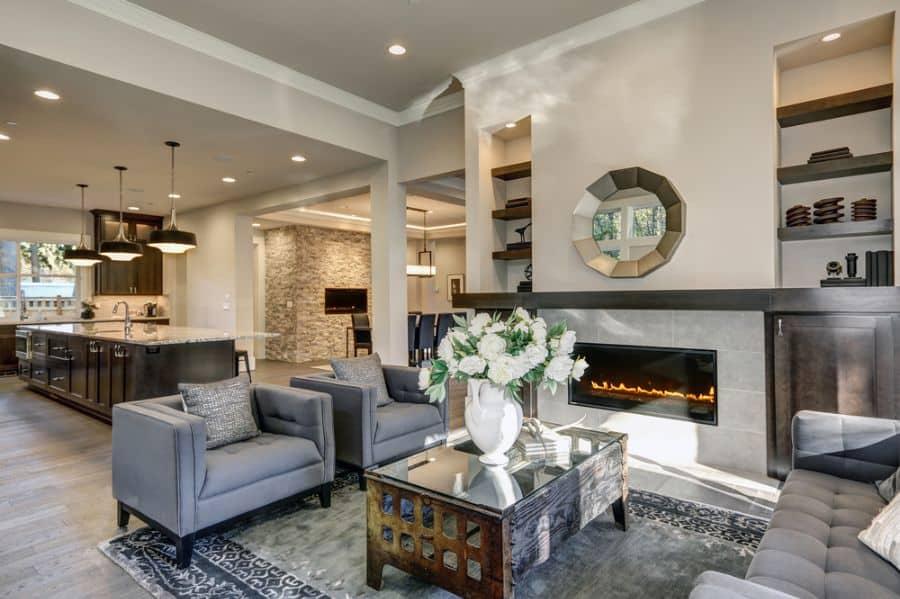 Luxury Living Room Decorating Ideas 17
