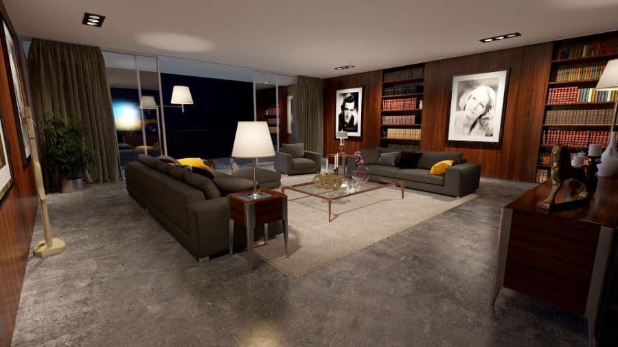 Luxury Living Room Decorating Ideas 3