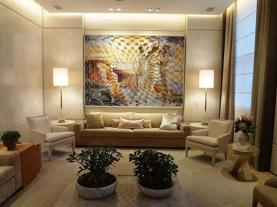 Luxury Living Room Decorating Ideas 8