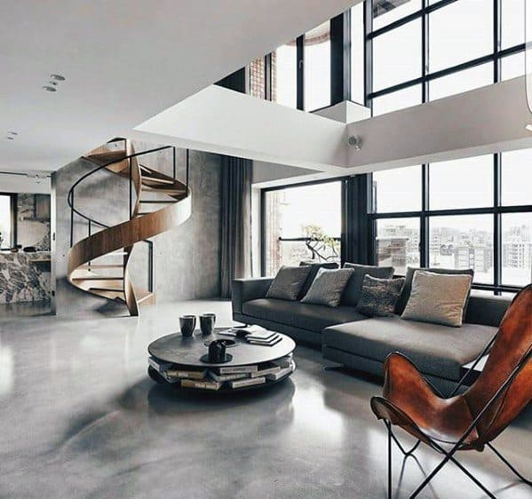 Luxury Living Room Design Ultimate Bachelor Pads