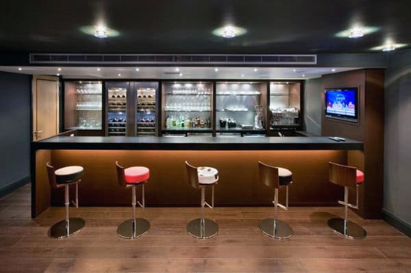50 Man Cave Bar Ideas To Slake Your Thirst - Manly Home Bars