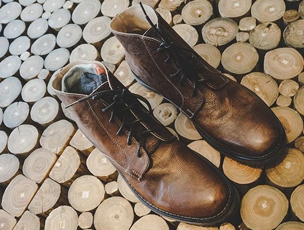 Luxury Mens Leather Boots Bed Stu Hoover Ii Footwear Reviewed