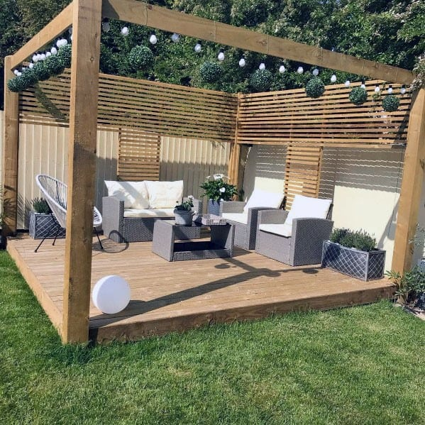 Luxury Modern Deck Ideas