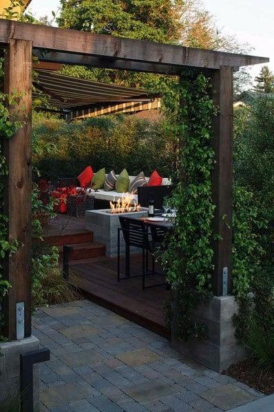 Luxury Modern Deck