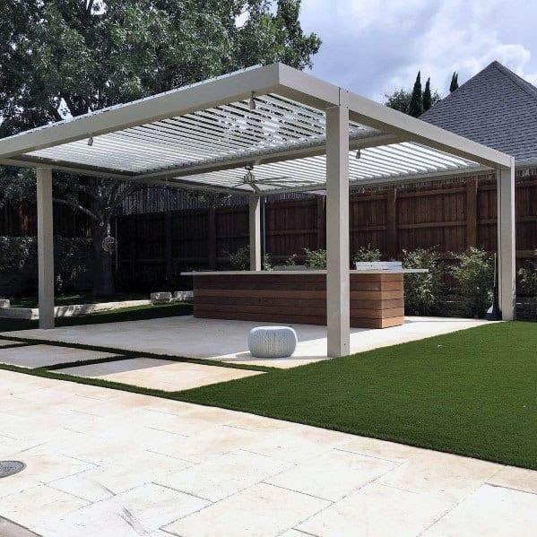 Luxury Modern Patio Ideas
