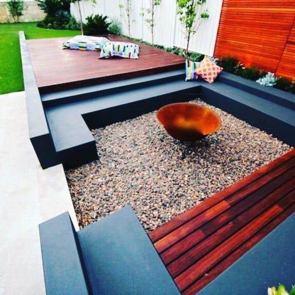 Luxury Modern Patio