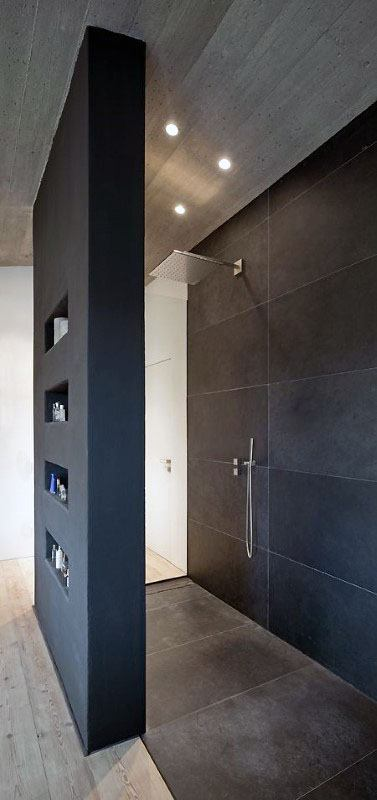 Luxury Modern Shower Design Ideas