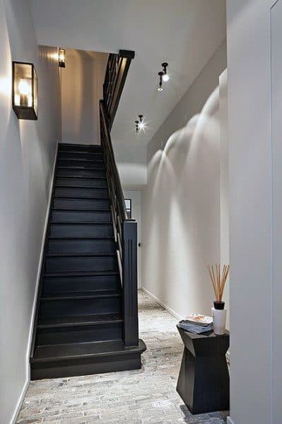 Luxury Painted Staircase Ideas